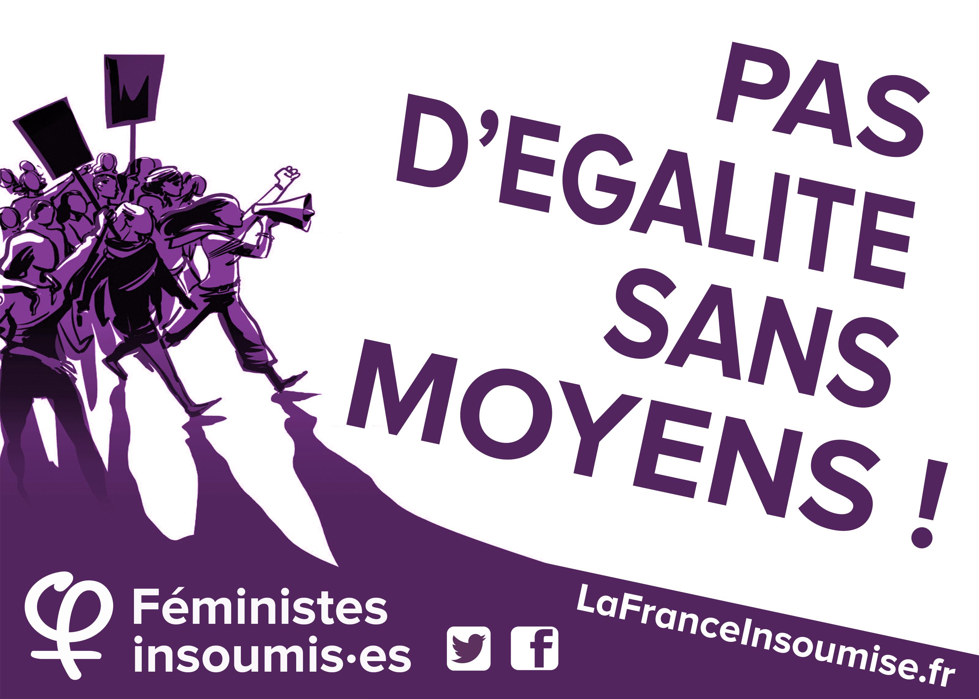 8 Mars – Journée nationale de lutte pour les droits des femmes à Dijon
