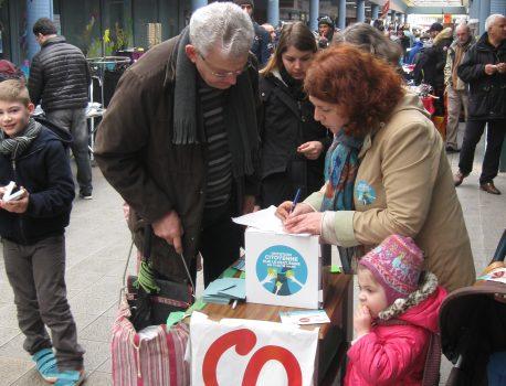 """Votation citoyenne """"sortir du nucléaire"""", c'est parti !"""