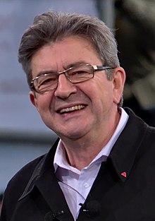 Jean-Luc Mélenchon, député-référent FI pour la Côte-d'Or