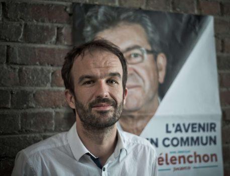 Communiqué de presse France insoumise 21 – Manuel Bompard à Talant le 13 avril à 20h